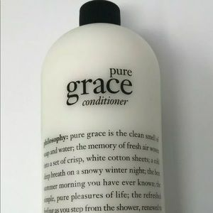 NEW Philosophy pure grace conditioner 32 oz.